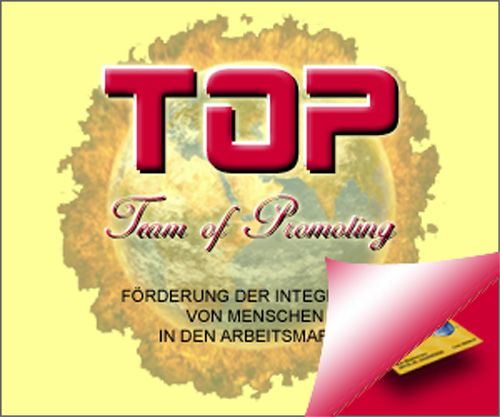 T.O.P. - Team Of Promoting :: Seminare - Coaching - Training