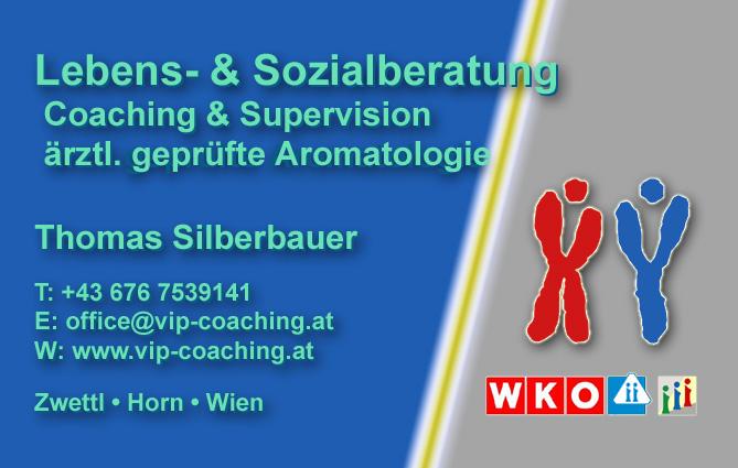 Diplom Lebens- u. Sozialberater T. Silberbauer :: Beratung u. Coaching